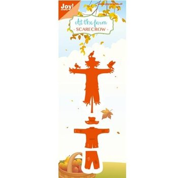 Joy!Crafts / Jeanine´s Art, Hobby Solutions Dies /  Stanzschablonen: Vogelscheuche