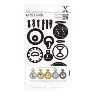 Docrafts / X-Cut Docrafts / X-Cut, Stanzschablonen: Chronology Collection