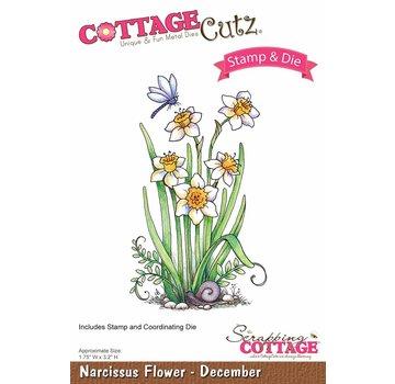 Cottage Cutz NEW stampen stencil stempel +: Flower