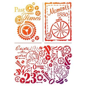 Dutch DooBaDoo modèle universel « Past Times »