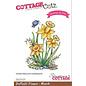 Cottage Cutz NEU Stanzschablone + Stempel: Flower -zurück vorrätig!
