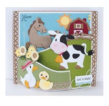 Marianne Design Stanzschablone: Eline's Kuh