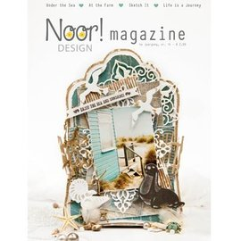 Joy!Crafts / Jeanine´s Art, Hobby Solutions Dies /  Magazine: Noor! Magazine No.14