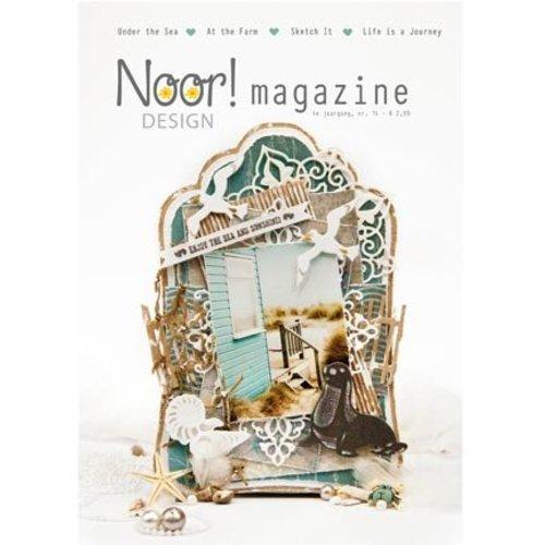 Joy!Crafts / Jeanine´s Art, Hobby Solutions Dies /  Magazine: Noor! Magazine n ° 14