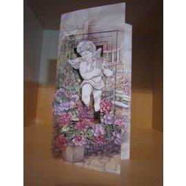 BASTELZUBEHÖR, WERKZEUG UND AUFBEWAHRUNG Olba Flower Puncher erstattes med 3 Mini Flower Punches + Gratis 2 kortsæt