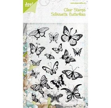 Joy!Crafts / Jeanine´s Art, Hobby Solutions Dies /  francobollo trasparente, farfalle