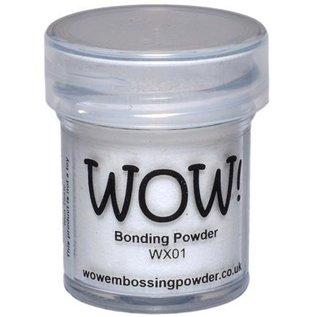 FARBE / STEMPELKISSEN Wow! Bonding Powder für metallic Folien!