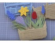 Marianne design Fiori | di piccoli fiori di primavera Creatables