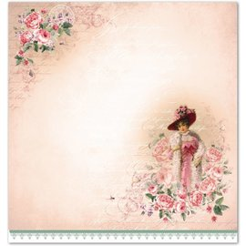 """LaBlanche Papeles Lablanche """"Roses"""""""