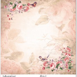 """LaBlanche LaBlanche Papers """"Rosen"""" 3"""