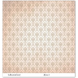 """LaBlanche Lablanche Papers """"Roses"""" No.5"""