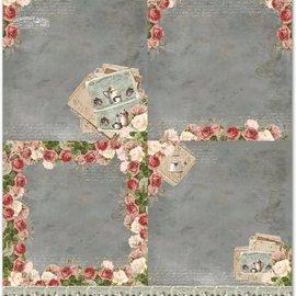 "LaBlanche Lablanche Papers ""Atelie de Rose"" n. 3"