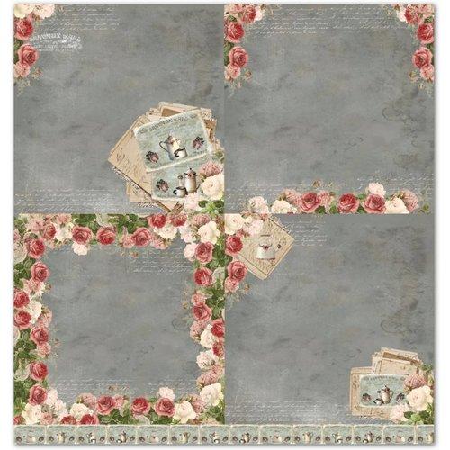 "LaBlanche Lablanche Papers ""Atelie de Rose"", nr. 3"