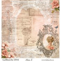 """Lablanche Papers """"Ladies"""" No.2"""