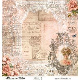 """LaBlanche LaBlanche Papers """"Ladies"""" Nr.2 - ZURÜCK VORRÄTIG!"""