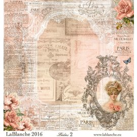 """LaBlanche Lablanche Papers No.2 """"Ladies"""""""