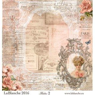 """LaBlanche LaBlanche Papers """"Ladies""""  - ZURÜCK VORRÄTIG!"""