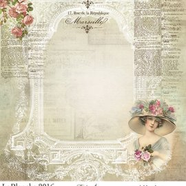 """LaBlanche Lablanche Papers """"Ladies"""" No.4"""