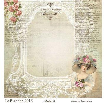 """LaBlanche LaBlanche Papers """"Ladies"""" Nr.4 - ZURÜCK VORRÄTIG!"""