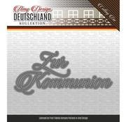 AMY DESIGN AMY DESIGN, Stanzschablone: Zur Kommunion