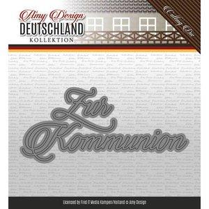 AMY DESIGN AMY DESIGN, modèle de poinçonnage: pour la communion