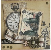 LaBlanche LaBlanche stamp: Queen of Spades