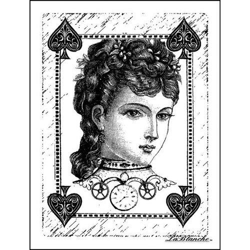 LaBlanche LaBlanche Stempel: Søde Poker Face