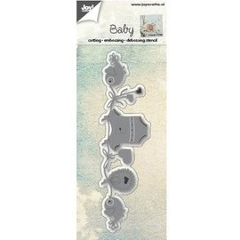 Joy!Crafts / Jeanine´s Art, Hobby Solutions Dies /  Punching templates: Cutting, Embossing & Debossing, Baby theme