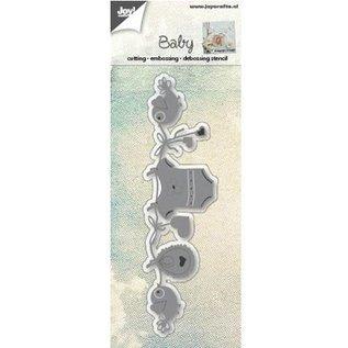 Joy!Crafts / Jeanine´s Art, Hobby Solutions Dies /  Stanzschablonen: Cutting, Embossing & Debossing, Thema Baby