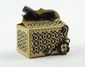 conception de boîte avec accessoires