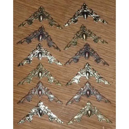 LaBlanche 12 Metal plakboek ornamenten
