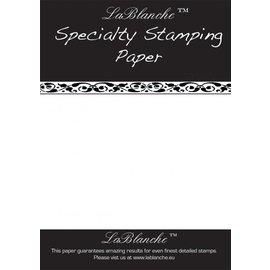 LaBlanche papel sellado especial de Lablanche