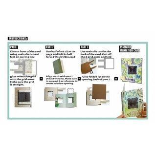 Uchi's Design NIEUW: Stel voor het ontwerpen van interactieve kaarten !!