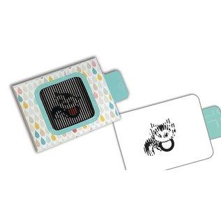 Uchi's Design NIEUW: instellen voor het ontwerp van animatiekaarten !! LAATSTE SJABLOON
