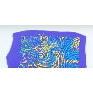 Modellieren 1 texture mat, Paisley, 90 x 90 mm