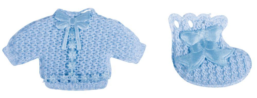 Blauwe Baby Accessoires.Babyaccessoires Chemise Sokken Baby Blauw