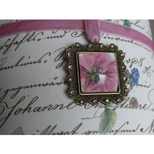 LaBlanche Embellishments/Metals mit Strasssteinchen
