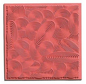 GIESSFORM / MOLDS ACCESOIRES 1 spirali trama stuoia, 90 x 90 mm