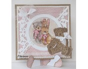 Picture sheets, punched sheets and 3D motif sheets