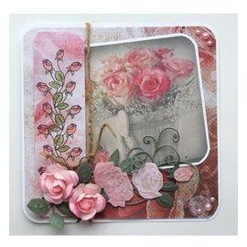 Joy!Crafts / Jeanine´s Art, Hobby Solutions Dies /  troqueles de corte: 3D Rose