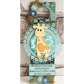 Joy!Crafts / Jeanine´s Art, Hobby Solutions Dies /  Stamping template: circle and corner