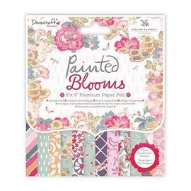Crafter's Companion Designerblock, painted blooms