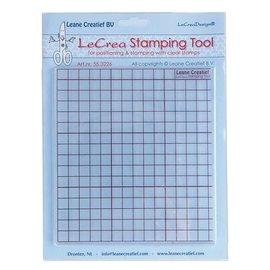 Leane Creatief - Lea'bilities und By Lene Herramienta de estampación de sellos transparentes
