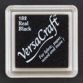 FARBE / STEMPELKISSEN cojín de tinta, 33 x 33 mm, Negro