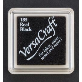 FARBE / STEMPELKISSEN Stamp pad, 33 x 33mm, black