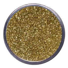 FARBE / STEMPELKISSEN Embossing powder, metallic color, rich gold