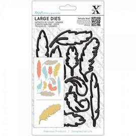 Docrafts / X-Cut troqueles de corte: 11 plumas