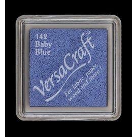 FARBE / STEMPELKISSEN pad d'encre, 33 x 33 mm, Bleu bébé
