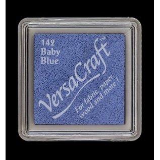 FARBE / STEMPELKISSEN Stempelkissen, 33 x 33mm, Baby Blau