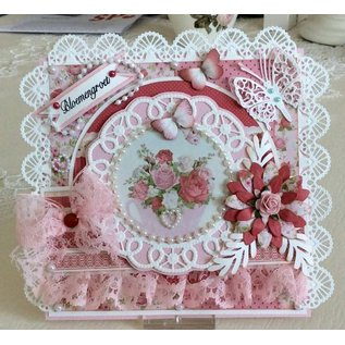 Joy!Crafts / Jeanine´s Art, Hobby Solutions Dies /  Stamping template: top border
